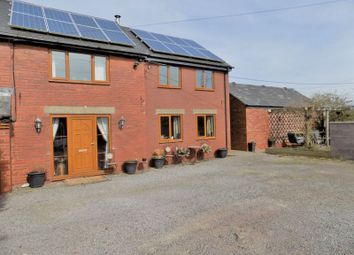 Thumbnail 4 bed cottage for sale in Newbarn Holdings, Flemingston, Barry