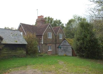 Thumbnail 4 bed detached house to rent in Wards Lane, Wadhurst