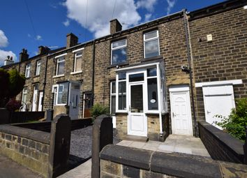 2 bed terraced house for sale in Quarmby Road, Quarmby, Huddersfield HD3