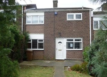 Thumbnail 3 bedroom town house to rent in Rhys Thomas Close, Willenhall