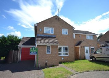 Thumbnail 3 bed semi-detached house for sale in Dickson Close, Northampton