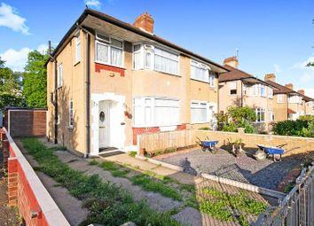 Thumbnail 3 bedroom semi-detached house for sale in Alderney Gardens, Northolt