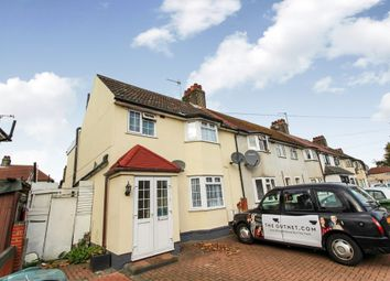 Thumbnail 4 bedroom end terrace house for sale in Meadow Road, Barking