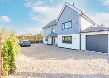 Thumbnail 5 bed detached house for sale in Harts Leap Road, Sandhurst