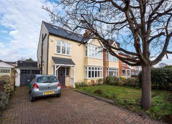 Thumbnail 5 bed semi-detached house for sale in Teddington Park Road, Teddington