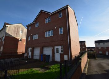 Thumbnail 4 bed semi-detached house to rent in Blueberry Avenue, Manchester