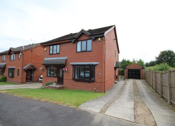 Thumbnail 2 bed semi-detached house to rent in Hopefield Court, Rothwell, Leeds
