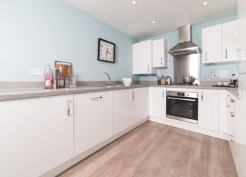 Thumbnail 2 bedroom detached house for sale in The Ashbee, Kingfisher Green, Exeter