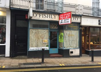 Thumbnail Retail premises to let in St James's Street, Brighton
