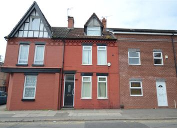 Thumbnail 4 bed terraced house for sale in Wellington Road, Wavertree, Liverpool