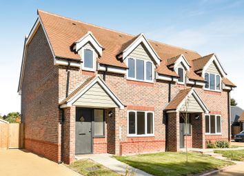 Thumbnail 3 bed semi-detached house for sale in Austen Gardens, Bound Lane, Hayling Island