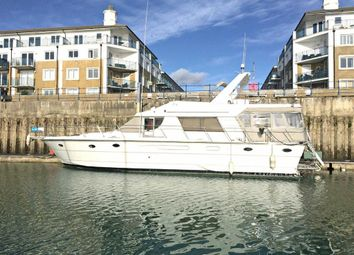 Thumbnail 4 bed houseboat for sale in East Lockside, Brighton Marina Village, Brighton