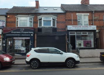 Thumbnail 1 bedroom flat to rent in Green Lane Road, Leicester
