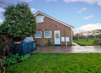 Thumbnail 2 bedroom semi-detached bungalow for sale in Crabtree Drive, Barnsley