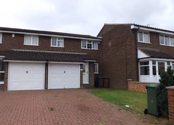 Thumbnail 3 bed property to rent in Ryton Close, Luton