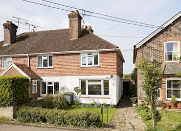 Thumbnail 2 bed terraced house for sale in Mill Lane, Hurst Green, Oxted