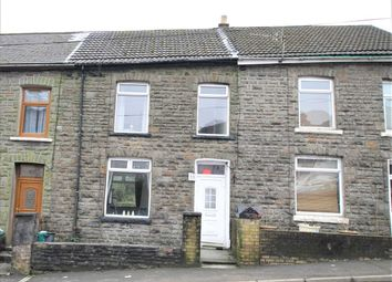 3 bed terraced house for sale in Trebanog Road, Porth CF39