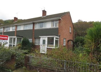 Thumbnail End terrace house for sale in Beare Close, Plymouth