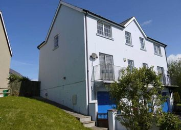 Thumbnail 3 bed semi-detached house for sale in Brookside Avenue, Johnston, Haverfordwest