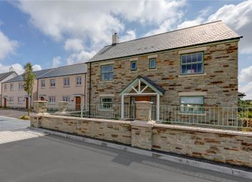 Thumbnail 4 bed detached house for sale in Trispen Meadows, Trispen, Truro