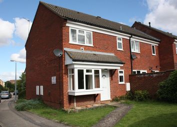 Thumbnail 1 bed end terrace house to rent in Crowhill, Godmanchester, Huntingdon