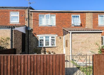Thumbnail 3 bed terraced house for sale in Beecholme Road, Kennington, Ashford TN249Aa