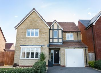 Thumbnail 4 bed detached house for sale in Cornflower Close, Bridgwater