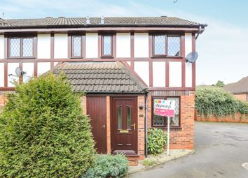 Thumbnail 2 bed end terrace house for sale in Whinchat Grove, Kidderminster