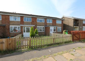 Thumbnail 3 bed terraced house for sale in Ryecroft Drive, Withernsea, East Yorkshire