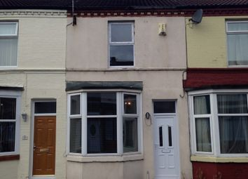 Thumbnail 2 bed terraced house to rent in Sixth Avenue, Fazakerley