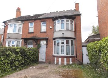 Thumbnail 4 bed semi-detached house for sale in Flaxley Road, Birmingham