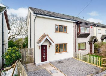 Thumbnail 2 bedroom semi-detached house to rent in Westmorland Road, Hensingham, Whitehaven