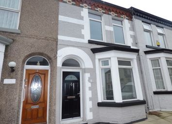 Thumbnail 2 bedroom property to rent in Pansy Street, Kirkdale, Liverpool