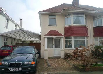 Thumbnail 1 bedroom flat to rent in Roman Road, Hove