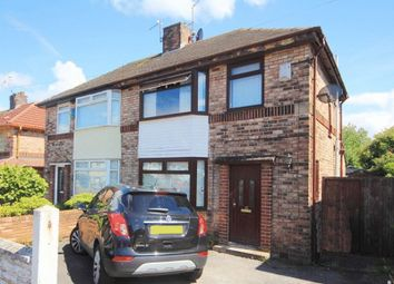 Thumbnail 3 bed semi-detached house for sale in Gregory Way, Childwall, Liverpool