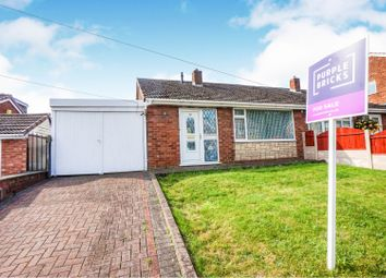 2 bed bungalow for sale in Evans Close, Tipton DY4