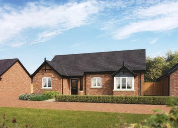 Thumbnail 2 bed detached bungalow for sale in Off Station Road, Hadnall