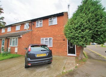 Thumbnail 3 bed end terrace house to rent in Artillery Row, Gravesend
