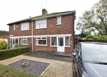 3 bed semi-detached house for sale in Burghley Road, Scunthorpe, Scunthorpe DN16