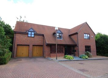 Thumbnail 5 bed detached house to rent in Trevithick Lane, Shenley Lodge, Milton Keynes