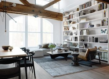 Thumbnail 1 bed flat for sale in Ram Street, Wandsworth