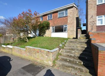 Thumbnail 3 bed semi-detached house to rent in Allendale Close, Sandhurst