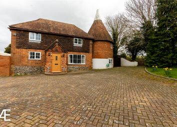 Thumbnail 4 bed detached house to rent in Petham Court, Crockenhill, Kent