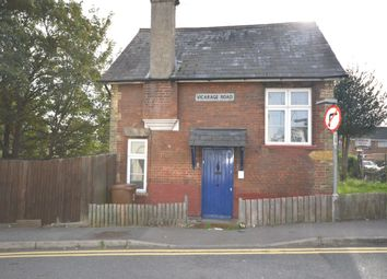 Thumbnail 3 bed detached house to rent in Vicarage Road, Strood, Rochester