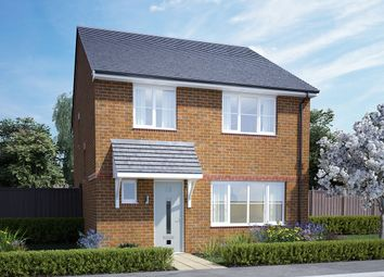 """Thumbnail 4 bed detached house for sale in """"Rowan"""" at Rhuddlan Court, Caerphilly"""