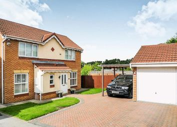 Thumbnail 3 bed detached house for sale in Glenwood Close, Radcliffe, Manchester