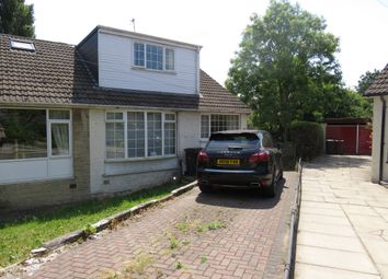 Thumbnail 4 bed semi-detached house for sale in Daleside Grove, Pudsey