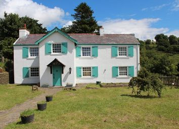 Thumbnail 5 bed detached house for sale in Farmhouse, Felindre, Swansea.