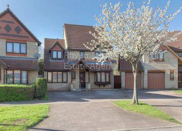 Thumbnail 4 bed detached house for sale in Studley Knapp, Walnut Tree, Milton Keynes