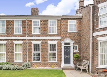 Thumbnail 3 bed terraced house for sale in Heathfield Park, Midhurst